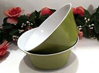 Bowls, Rachael Ray Round & Square Green Apple Bowls, Soup Bowl, Cereal Bowls