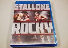 Rocky Blu-ray Sylvester Stallone, Talia Shire, Burt Young, Carl Weathers