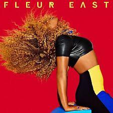 FLEUR EAST LOVE, SAX & FLASHBACKS DELUXE CD ALBUM (December 4th 2015)