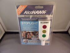 1 Alcohawk Alochol Breathalyzer - Stoplight Breath Alcohol Tester