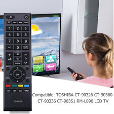 Universal TV Remote Control for Toshiba CT-90326 CT-90380 CT-90336 CT-90351