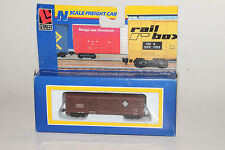 LIFE LIKE N SCALE SANTA FE A.T. & S.F. #50656 STOCK CAR, NEW IN BOX