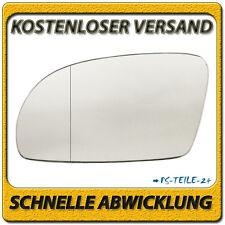 Spiegelglas für VW NEW BEETLE 1998-2003 links Fahrerseite asphärisch