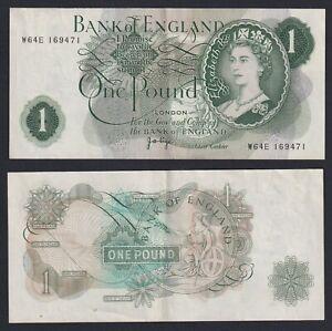 Regno Unito 1 pound 1970/77 (471) SPL/XF B-09