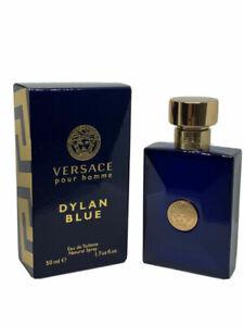 Versace Dylan Blue 50ml Men's Eau de Toilette Spray fast shipping