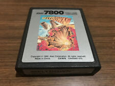 MELTDOWN - ATARI 7800 GAME - WORKING - PAL