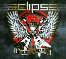 Bleed And Scream [Blister] by Eclipse (Metal) (CD, Aug-2012, Frontiers Records)