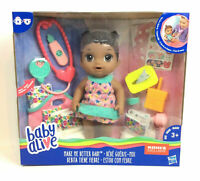Baby Alive Make Me Better Baby Doll African American