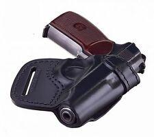 Belt Holster for PM (Makarov) waist belt (OWB),  black