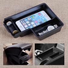 For VW Golf MK6 2009-2012 2013 Car Glove Box Black Secondary Storage Armrest Box
