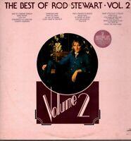 Rod Stewart Vinyl LP Mercury Records, 1976, SRM2-7509, The Best of...Vol. 2~NM-!