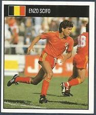 ORBIS 1990 WORLD CUP COLLECTION-#238-BELGIUM-ENZO SCIFO