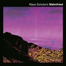 KLAUS WAHNFRIED SCHULZE - TRANCE APPEAL   CD 12 TRACKS NEW+