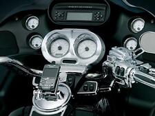 Kuryakyn Chrome Nacelle Cover Accents for Road Glide (set) 98-13