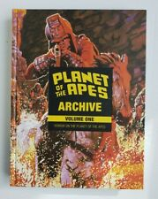 New ~ Planet of the Apes Archive Vol.1 ~ Large Hardcover ~ Boom Studio