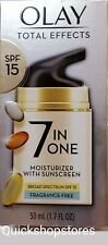 OLay 7 In One Moisturizer with Spf 15 Fragrance Free Exp.01/2021