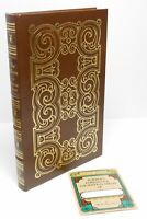 Easton Press The Effayes by Francis Bacon Collector's Edition 1980