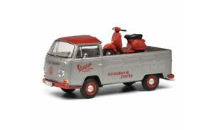 "#450333000 - Schuco VW T2a ""Vintage Scooter"" (03330) - 1:43"