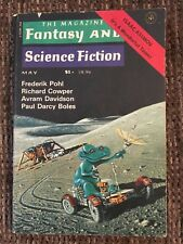 The Magazine of Fantasy and Science Fiction May 1976