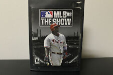 MLB 08: The Show  (Sony Playstation 3, 2008) *Tested