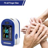 SP02 Oximeter Finger Clip Finger Pulse Monitor Oxygen Saturation