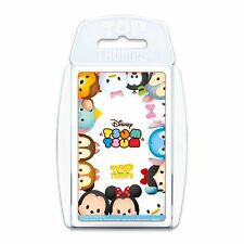 TOP TRUMPS DISNEY TSUM TSUM CARD GAME BRAND NEW