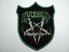 AVULSED SHIELD    WOVEN PATCH