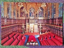 Rare Vintage Post Card. The House of Lords.