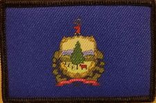VERMONT State Patch With VELCRO® Brand Fastener Tactical Morale Emblem #9