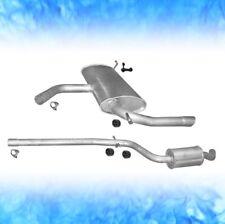 SEAT TOLEDO III 5P2 1.6 75 KW 2005-2013 Auspuff Auspuffanlage Abgasanlage 0665