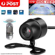 170° Monitor Car Rear View Camera CCD IR LED Reverse Waterproof Night Vision Kit