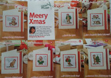 Madeira Christmas/Holidays Cross Stitch Patterns