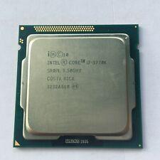 Intel Core i7-3770K - Socket 1155 / H2 / 4-Core Procesador SR0PL Ivy Bridge 22nm