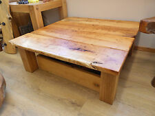 Less than 60cm Height Yew Dining Room Coffee Tables