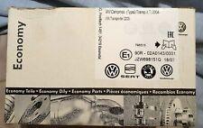 New genuine VW  Front brake pads  T5 Transporter / Caravelle 308mm JZW698151Q