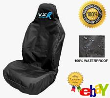 VXR BLUE LOGO - Car Seat Cover Protector x1 - Fits Vauxhall Insignia VXR