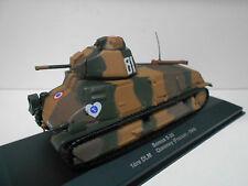 SOMUA S-35 1 DLM QUESNOY FR 1940 II WW EAGLEMOSS IXO 1/43