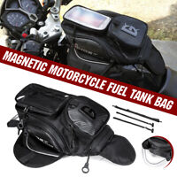 Motorcycle Motorbike Magnetic Oil Fuel Tank Tool Bag Phone Storage Waterproof UK