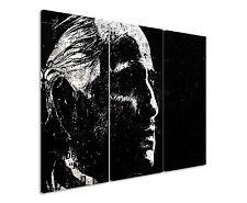 130x90cm - Portrait_Of_Don_Vito_Corleone Wandbild Panorama Leinwand Sinus Art