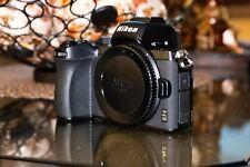 Nikon Z 50 20.9MP Mirrorless Interchangeable Lens Camera - Black (Body Only)