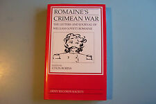 ROMAINE'S CRIMEAN WAR. The Letters and Journal of William Govett Romaine. 1st