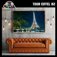 POSTER TORRE TOUR EIFFEL 02 PARIGI FRANCIA CARTA FOTOGRAFICA 35x50 50x70 70x100