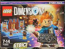 LEGO DIMENSIONS STORY PACK  `` FANTASTIC BEASTS ´´  Ref 71253  NUEVO A ESTRENAR