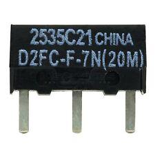 OMRON D2FC-F-7N (20M) Mikroschalter Microswitch Maustaster Maustaste 1-10 Stück