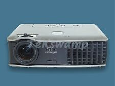Dell 2400MP - DLP Projector 3000 ANSI HD HDMI w/Adapter 1080i Remote TeKswamp