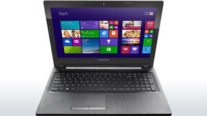 Lenovo Idearpad  G50-30 Intel N3540 4GB 500GB HDD Notebook Laptop Win 8.1 Black