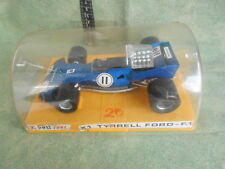 POLI TOYS X1 TYRRELL FORD F-1