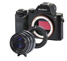 Adaptadores de adaptador para lentes y monturas para cámaras Sony E