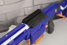 Dual Nerf to Picatinny Angled Receiver Rail for Nerf Recon/Retaliator