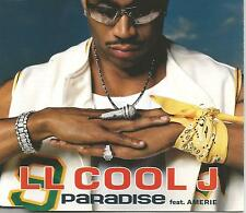 LL COOL J w/ AMERIE Paradise MEGAMIX & EDIT & VIDEO CD single SEALED USA seller